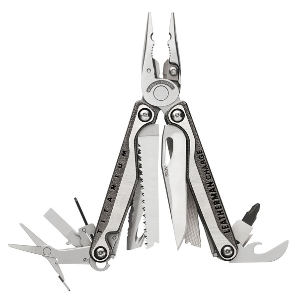 Мультитул Leatherman Charge PLUS TTi (Чардж ПЛЮС ТТи) мультитул leatherman charge plus tti чардж плюс тти