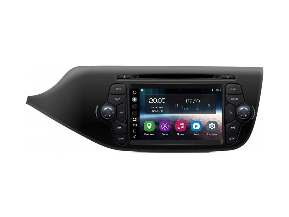 Штатная магнитола FarCar s200 для KIA Ceed на Android (V216)