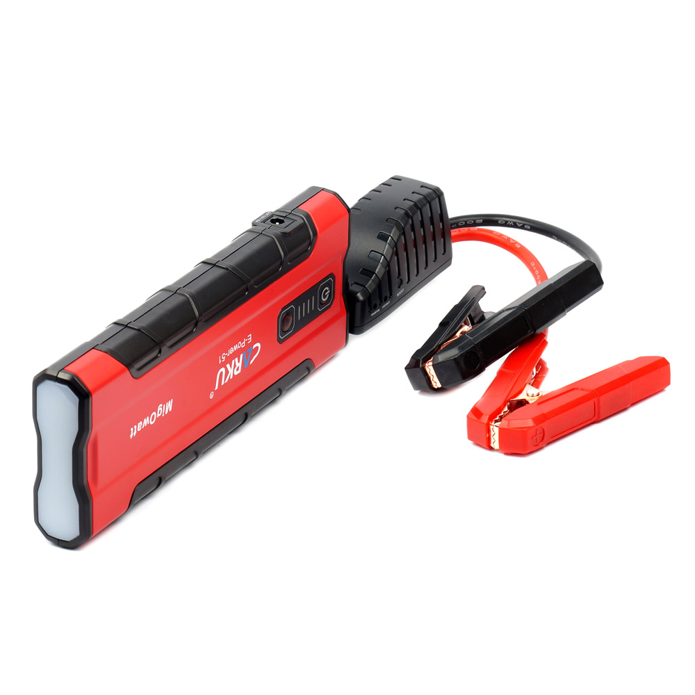 все цены на Пуско-зарядное устройство Carku E-Power-51 (+ портативный аккумулятор 2000 мАч в подарок!) онлайн