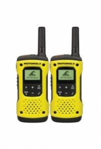 Портативная рация Motorola TLKR T92 H2O радиостанция motorola tlkr t80ext комплект из двух радиостанций mt125