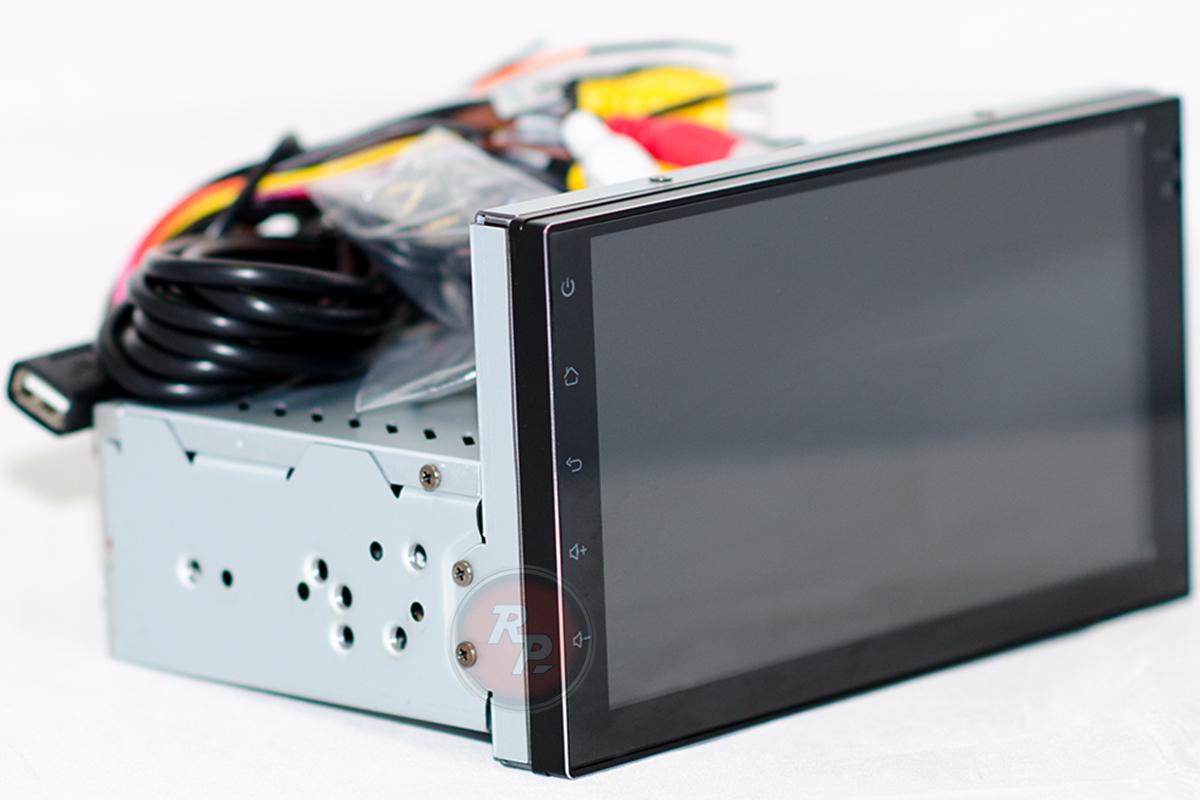 Штатная магнитола RedPower 31001 2DIN, Nissan (сенсорные кнопки) штатная магнитола redpower 31000 2din nissan с крутилкой
