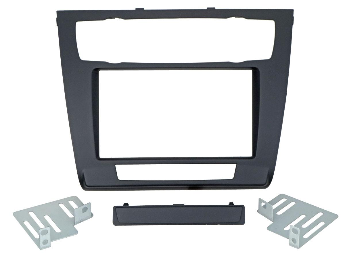 цена на Переходная рамка Incar RBW-E81 для BMW-1 Clima 2din крепеж