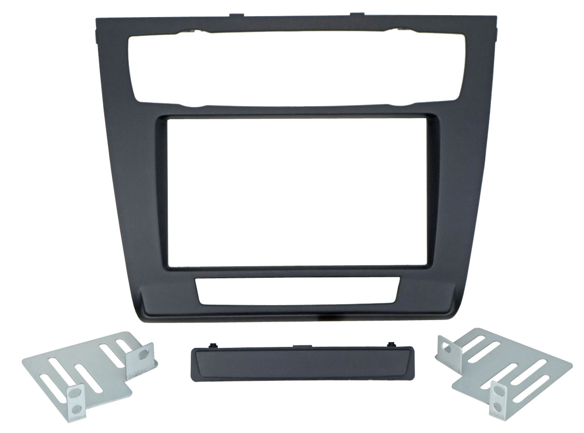 Переходная рамка Incar RBW-E81 для BMW-1 Clima 2din крепеж