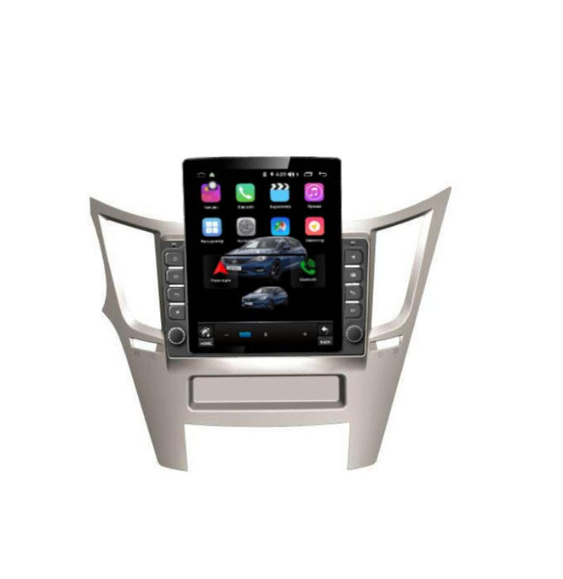 Штатная магнитола FarCar s300+SIM 4G для Subaru Legacy (2009-) Outback (2009-2014) на Android (RT061R) (+ Камера заднего вида в подарок!)