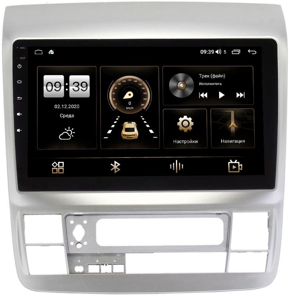 Штатная магнитола LeTrun 4166-9416 для Toyota Alphard I 2002-2008 на Android 10 (4G-SIM, 3/32, DSP, QLed) (+ Камера заднего вида в подарок!)
