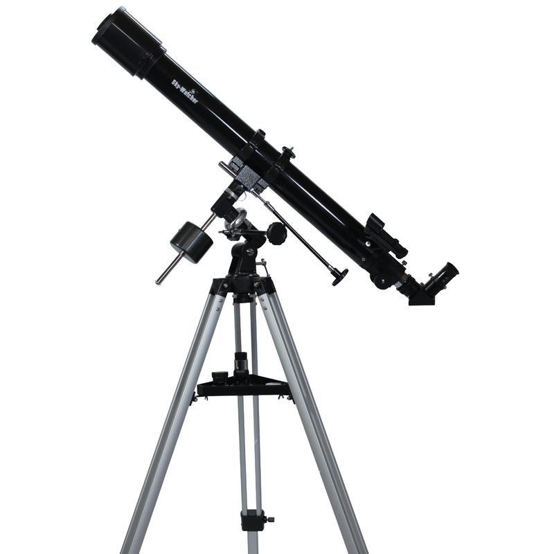 Телескоп Sky-Watcher Capricorn AC 70/900 EQ1 (+ Книга «Космос. Непустая пустота» в подарок!)
