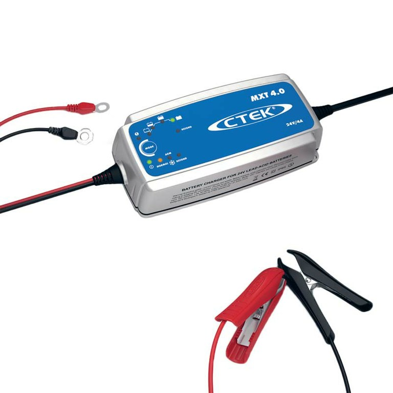 Зарядное устройство Ctek MXT 4.0 (8 этапов, 8-250Aч, 24В)