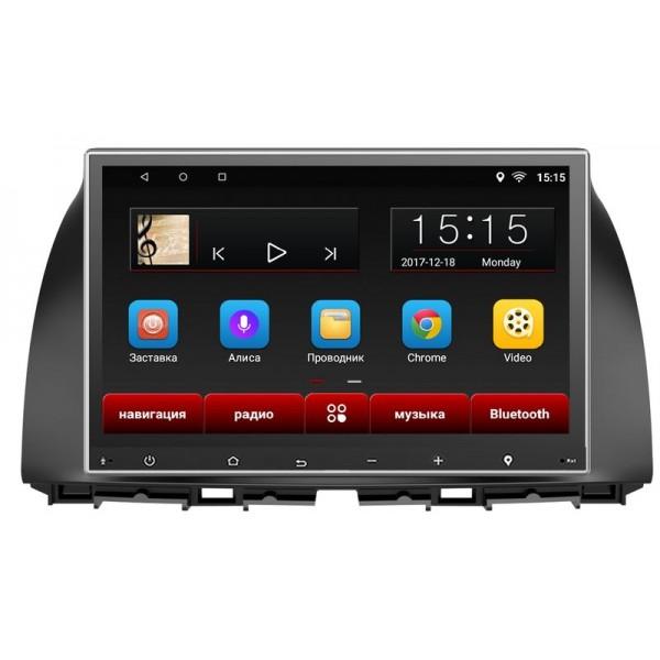 """Головное устройство Subini MZD902 с экраном 9"""" для Mazda CX-5 2011+ (+ Камера заднего вида в подарок!)"""