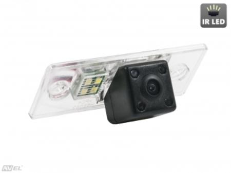 CMOS ИК штатная камера заднего вида AVS315CPR (#073) для автомобилей SKODA