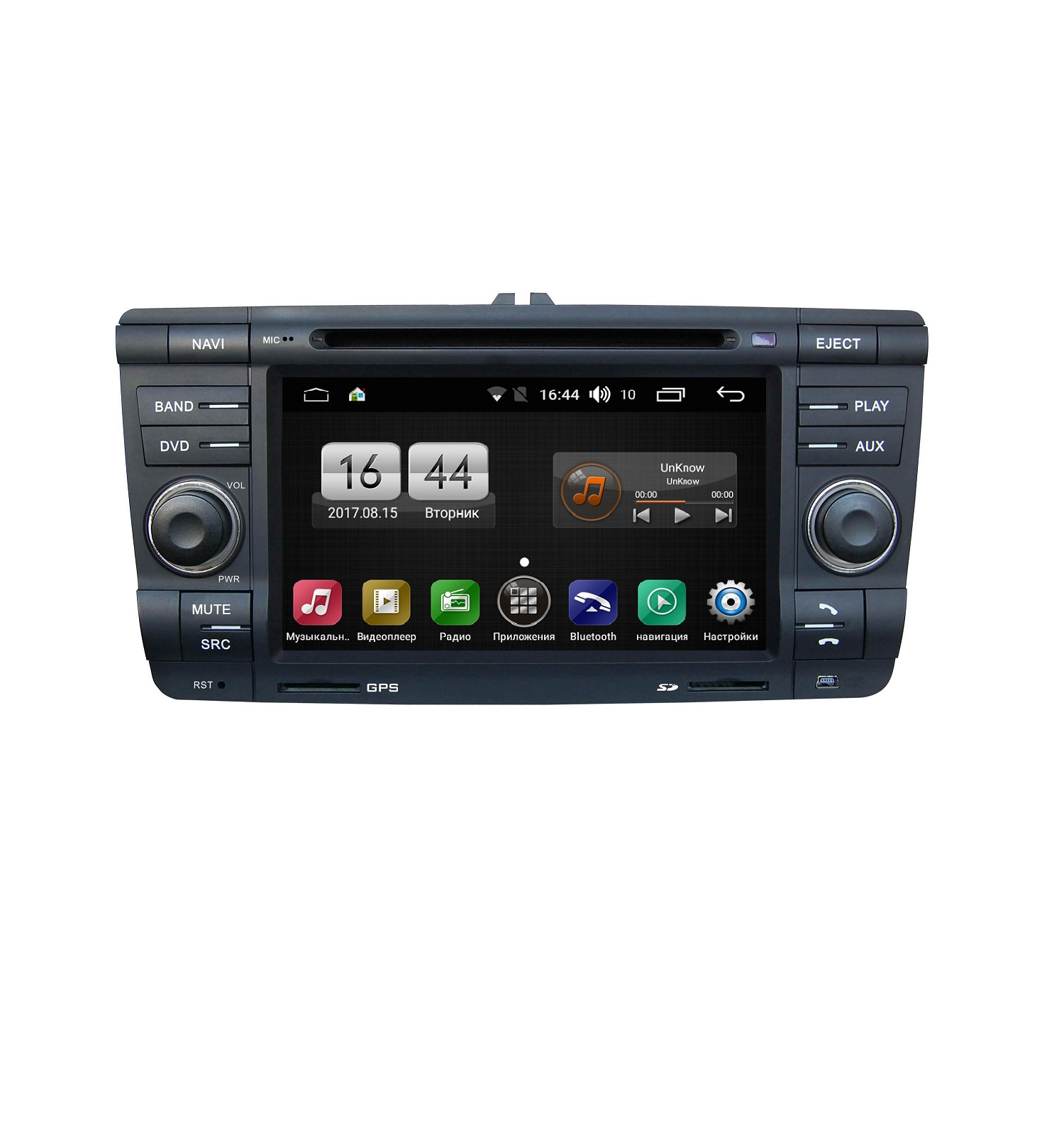 Штатная магнитола FarCar s170 для Skoda Octavia на Android (L005) (+ Камера заднего вида в подарок!) штатная магнитола carmedia ol 8992 dvd volkswagen skoda seat по списку