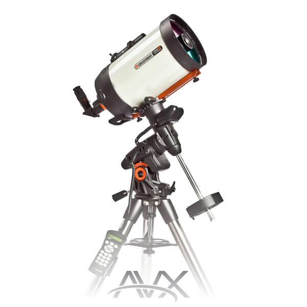 Фото - Телескоп Celestron Advanced VX 8 ЕdgeHD оптика