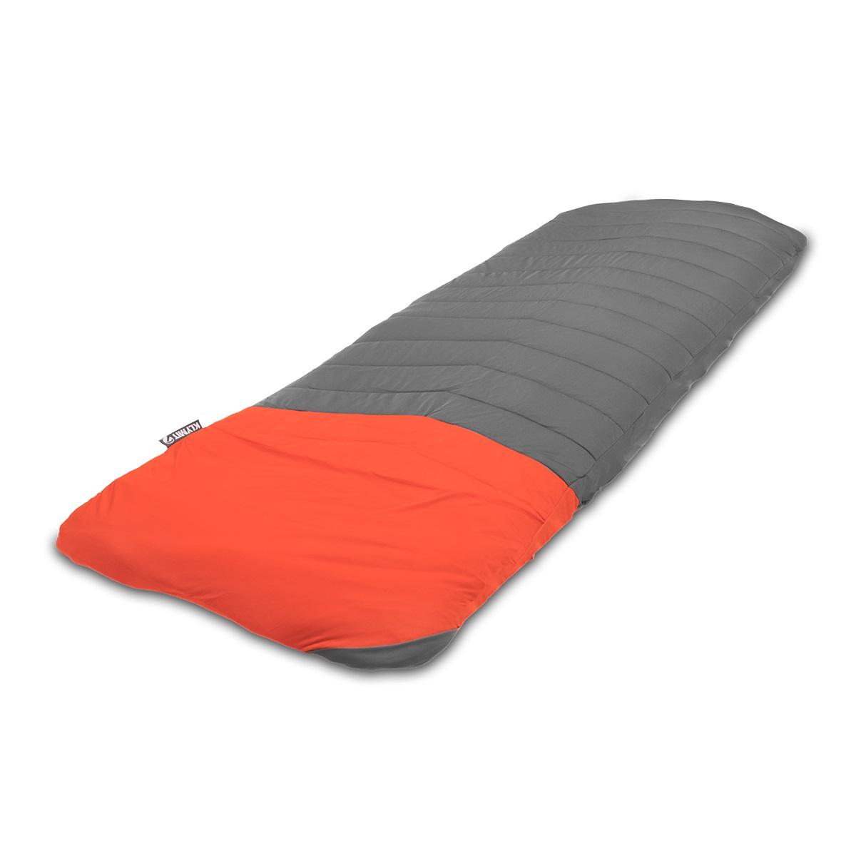 Чехол для туристического коврика Quilted V Sheet Серо-оранжевый (13ICORSVC)