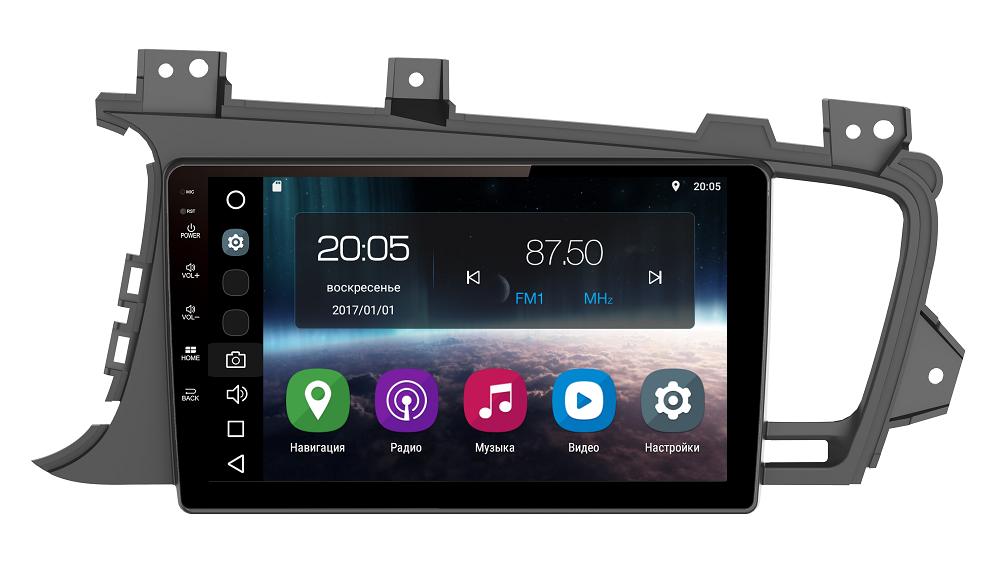 Штатная магнитола FarCar s200 для KIA Optima на Android (V091R) цена