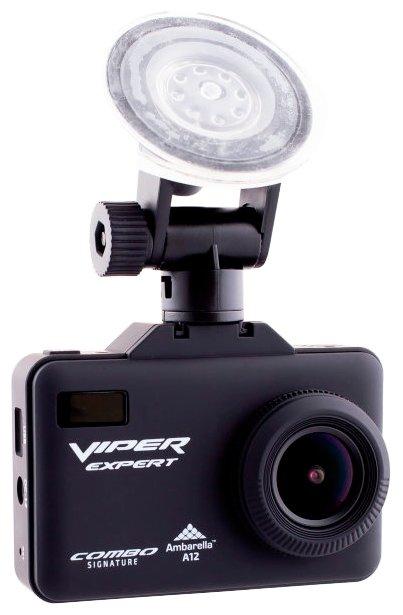 Гибридный видеорегистратор Viper Expert Signature (+ Разветвитель в подарок!)