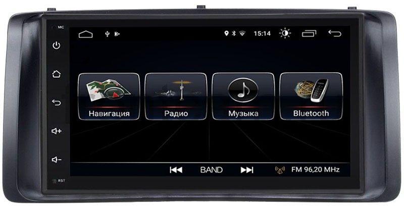 Штатная магнитола LeTrun 2159-RP-TYCR9-41 для Toyota Corolla IX (E120) (2000-2007), Allex (2001-2006) Android 8.0.1 MTK-L (+ Камера заднего вида в подарок!)