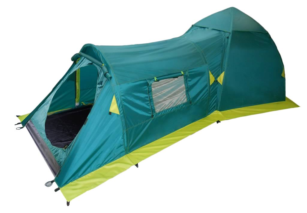 Палатка Лотос 2 Саммер (комплект со спальной палаткой) (+ Дарим комплект ввертышей для палаки.)