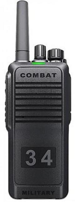 Профессиональная рация Комбат Т-34 Милитари 3 (COMBAT Т-34 VHF-3100)