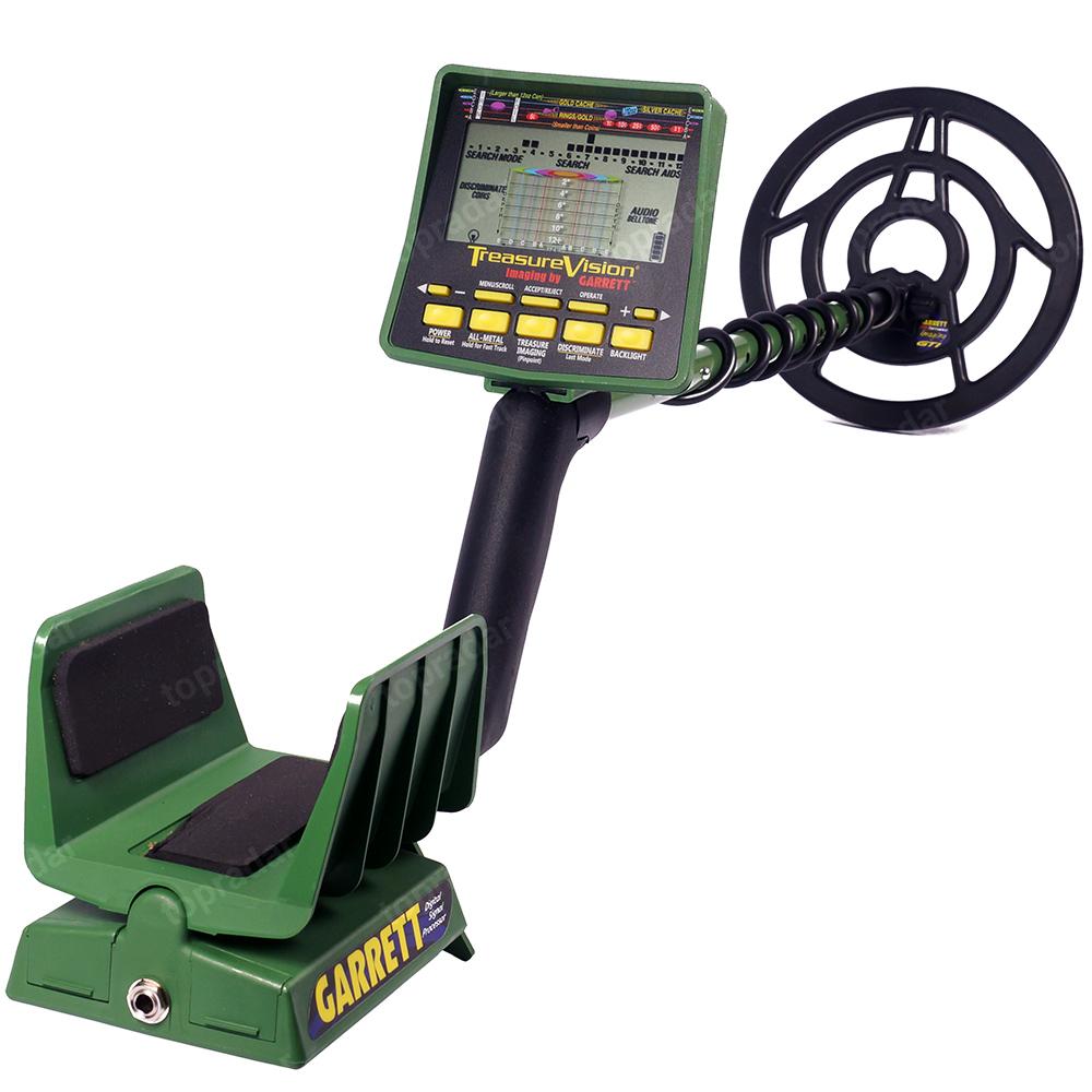 Профессиональный металлоискатель Garrett GTI 2500 (+ Совок поисковый в подарок!)