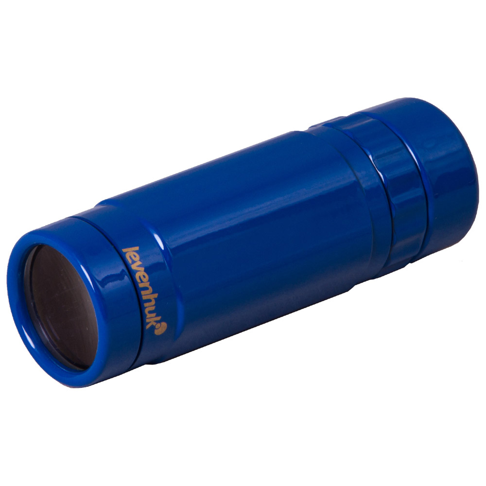 Монокуляр Levenhuk Rainbow 8x25 Blue Wave (+ Автомобильные коврики для впитывания влаги в подарок!)