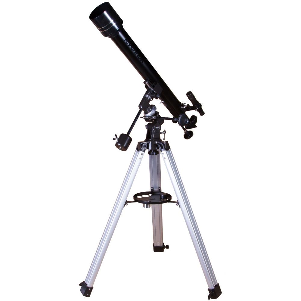 Фото - Телескоп Levenhuk Skyline PLUS 60T (+ Книга «Космос. Непустая пустота» в подарок!) телескоп levenhuk skyline base 60t книга космос непустая пустота в подарок