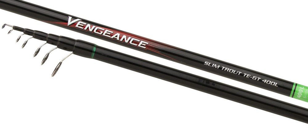 Удилище Shimano VENGEANCE AX TR TE GT UL-390 (Тест 3-8 гр. Длинна 390 см.)