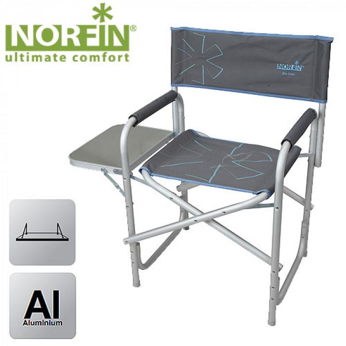 Кресло складное Norfin VANTAA NFL алюминиевое набор для пикника norfin eslov nfl 40105