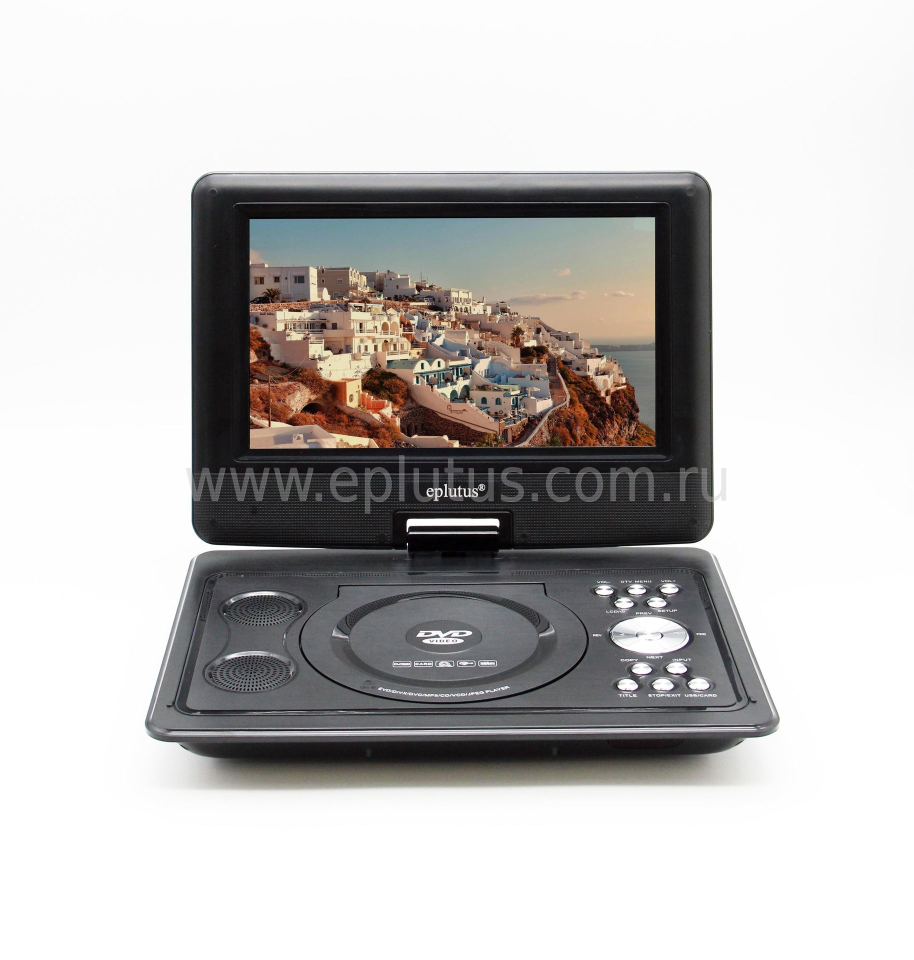 Eplutus EP-1030T автомобильный dvd плеер lg 2 din mazda 5 dvd gps tv 3g wifi bt usb sd 8