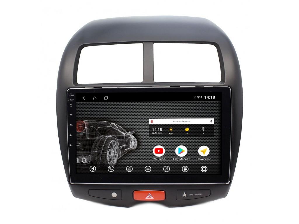 Головное устройство vomi ST2833-T3 для Mitsubishi ASX 2010-2019 (+ Камера заднего вида в подарок!)