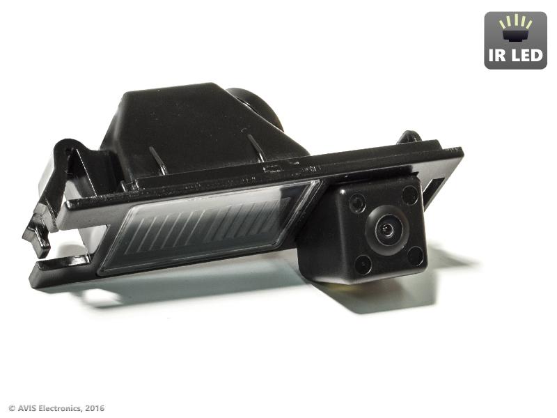 CMOS ИК штатная камера заднего вида AVIS Electronics AVS315CPR (#027) для HYUNDAI IX35 / KIA CEE'D II HATCHBACK (2012-...)