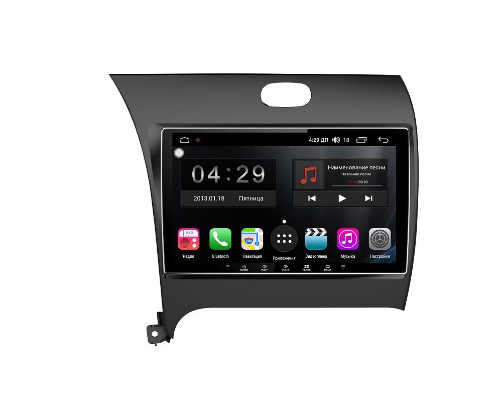 Штатная магнитола FarCar s200+ для KIA Cerato на Android (A280R) цена