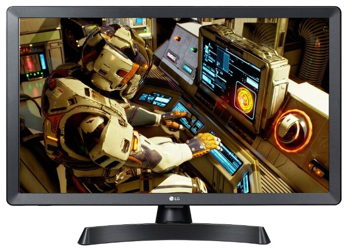 ЖК Телевизор LG 28 28TL510S-PZ черный/HD READY/50Hz/DVB-T2/DVB-C/DVB-S2/USB/WiFi/Smart TV телевизор жк doffler 42cf19 t2 42цифр тв dvb t2 черн