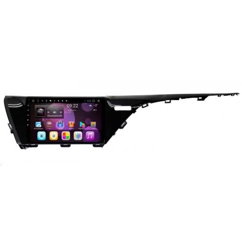 Штатная магнитола Toyota Camry V70 2018 2/32 GB IPS Vomi ST2758-T8 Android 8.1 (+ Камера заднего вида в подарок!) штатная магнитола toyota lc prado 150 2014 2017 2 16 gb ips vomi vm2692 t8 android 7 8
