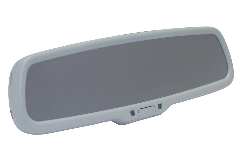 Зеркало заднего вида с видеорегистратором Redpower MD43 (серый)
