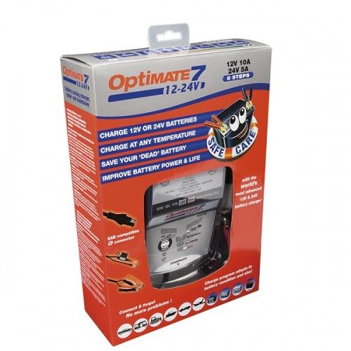 Зарядное устройство OptiMate 7 Select TM260 (12/24В)