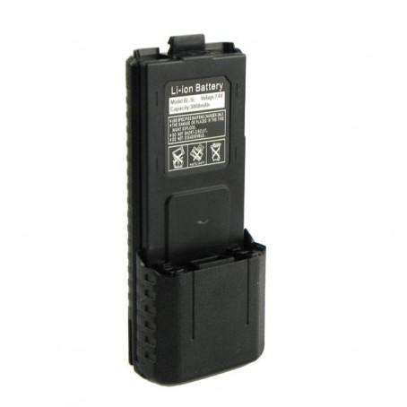 Аккумулятор для рации Baofeng UV-5R (BL-5L) 3800 мАч аккумулятор для рации combat ап 31