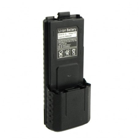 Аккумулятор для рации Baofeng UV-5R (BL-5L) 3800 мАч