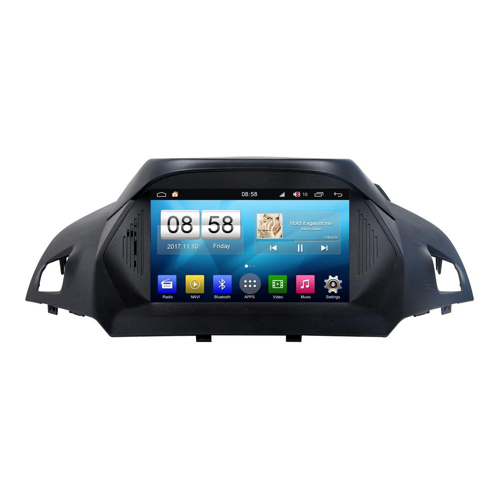 Штатное головное устройство MyDean C362 для Ford Kuga (2013-2016), Trend (2017-) (+ Камера заднего вида в подарок!)