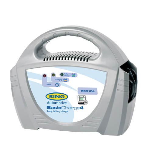Устройство зарядное Ring Automotive RECB104 (12В, 4А)