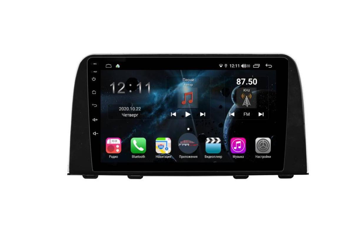 Штатная магнитола FarCar s400 для Honda CR-V на Android (H1011R) (+ Камера заднего вида в подарок!)