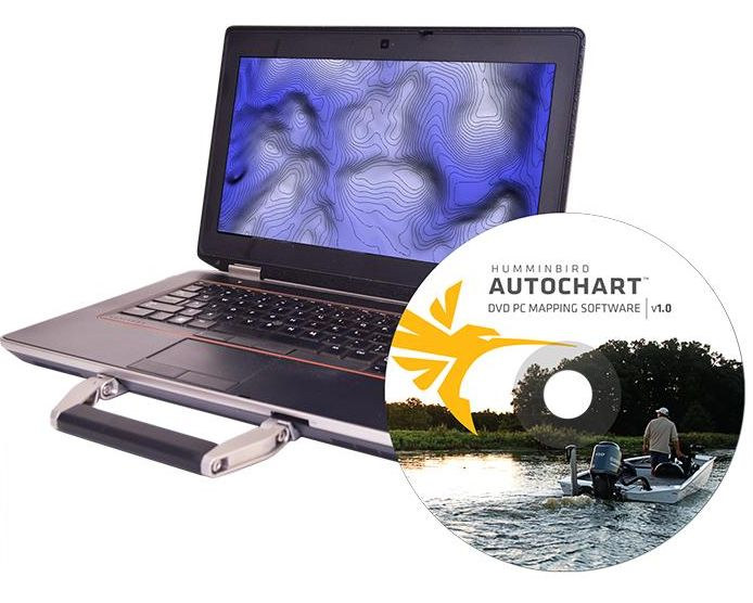 Программное обеспечение AutoChart PC Software SD