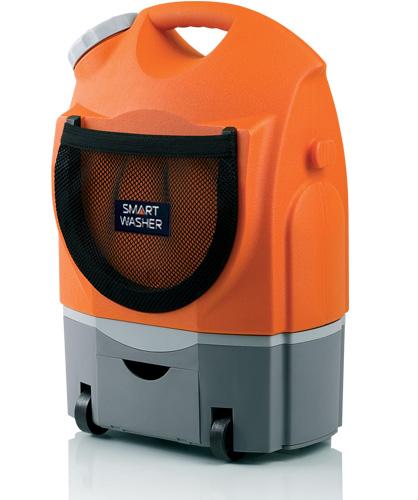 купить Минимойка аккумуляторная BERKUT Smart Washer SW-17A (2л/мин, 12В, 60Вт, 17л, автономная) дешево