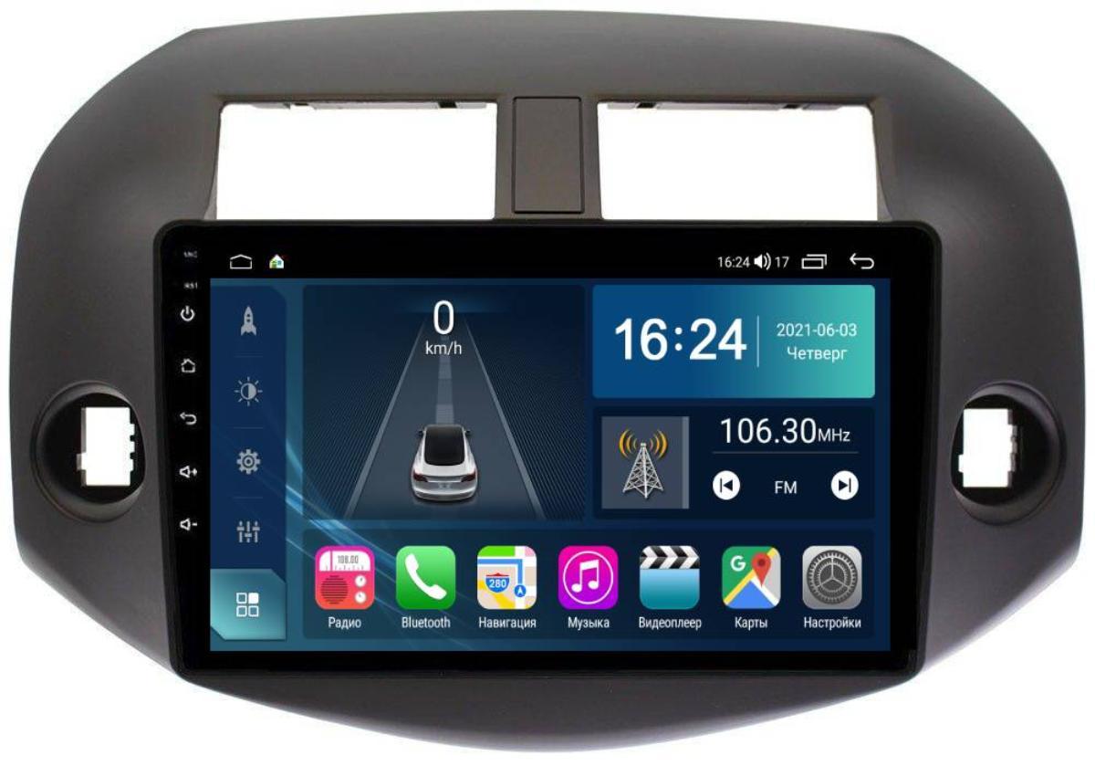 Штатная магнитола FarCar s400 для Toyota RAV-4 на Android (TG018M)