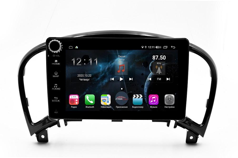 Штатная магнитола FarCar s400 для Nissan Juke на Android (H749RB) (+ Камера заднего вида в подарок!)