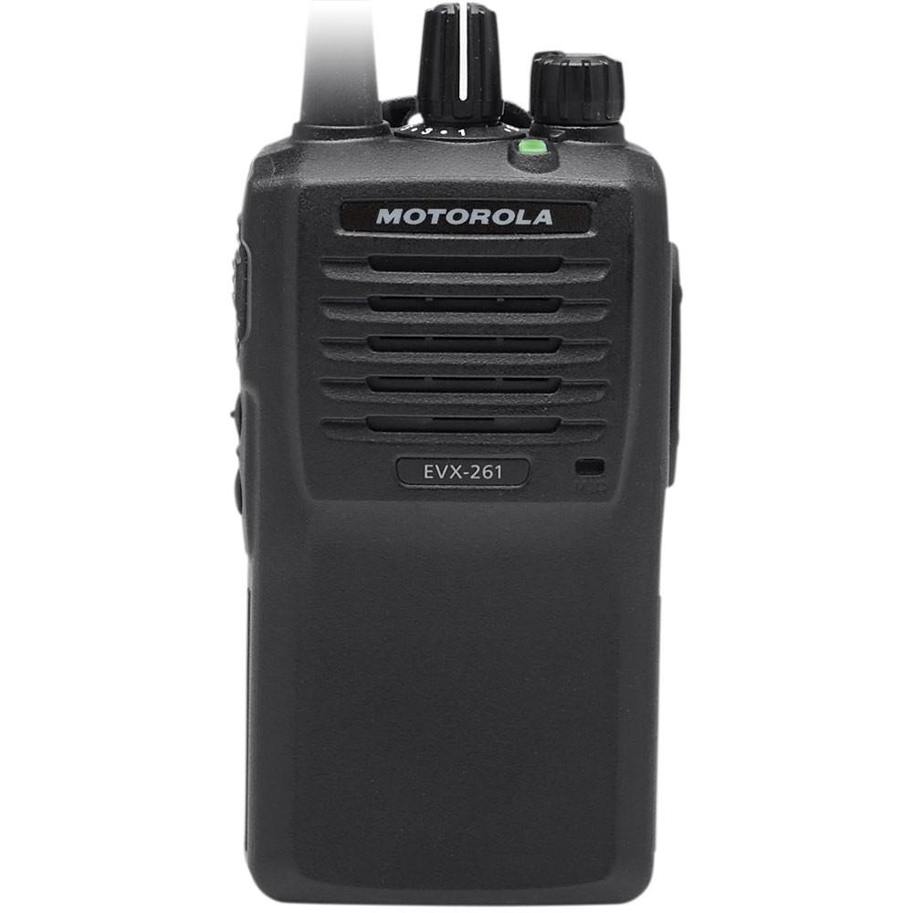 Цифровая рация Motorola EVX-261 (+ настройка бесплатно!)