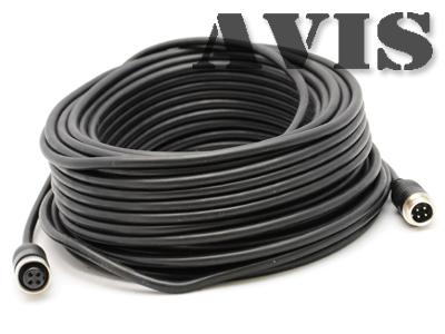 Кабель для подключения камеры заднего вида AVIS Electronics AVS20CC (4PIN)