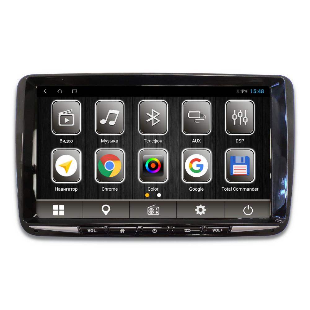 """Автомагнитола IQ NAVI TS9-2505P Skoda / Volkswagen 9"""" DSP + 4G SIM (+ Камера заднего вида в подарок!)"""