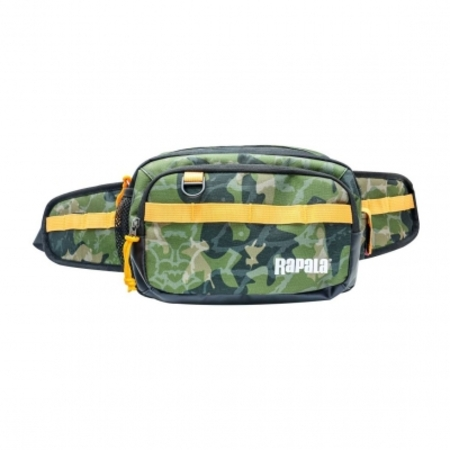 Сумка Rapala Jungle Hip Pack сумка поясная dakine hip pack цвет черный 0 6 л