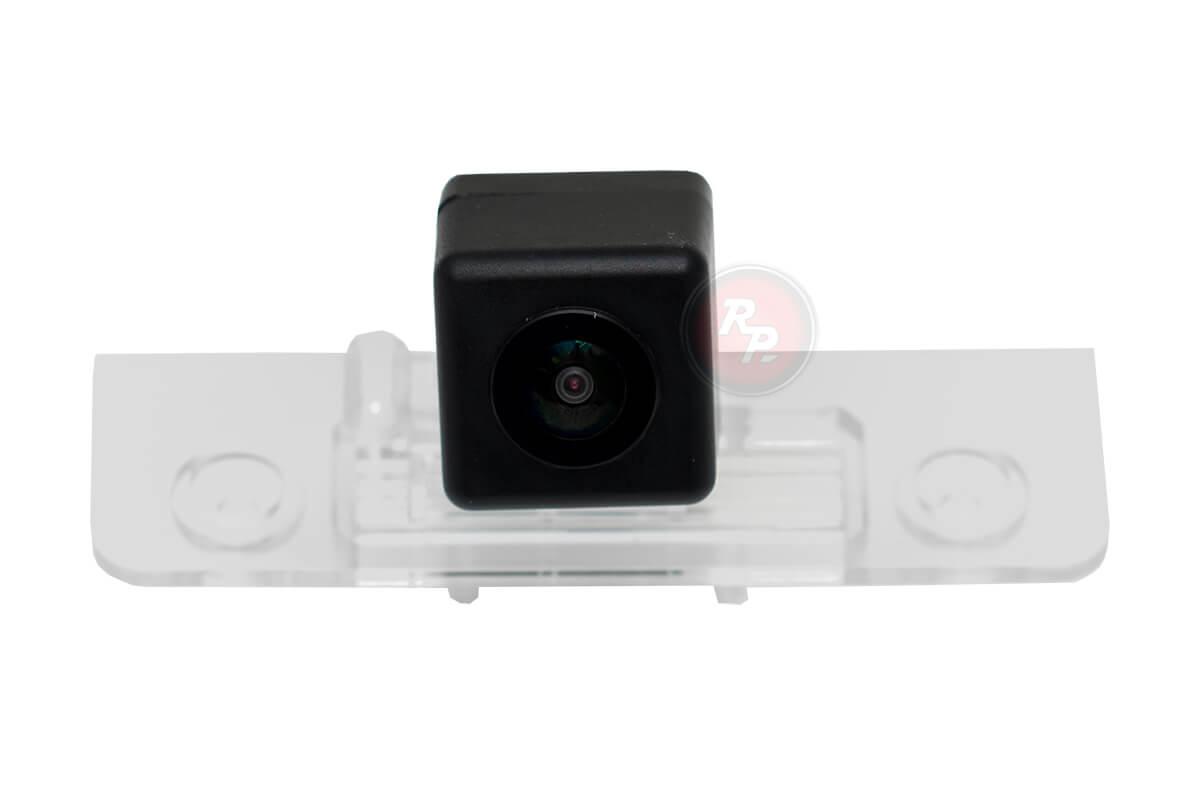 Штатная видеокамера парковки Redpower VW032P Premium для Skoda Octavia A5, Roomster/Ford FUSION штатная видеокамера парковки redpower vw373p premium для vw touareg 11 touran 10 sharan 10 polo седан 15 skoda octavia a7 13 для авто с диодной подсветкой