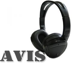 Беспроводные ИК наушники AVIS AVS001HP (одноканальные) pioneer momo водонепроницаемые беспроводные стерео колонки