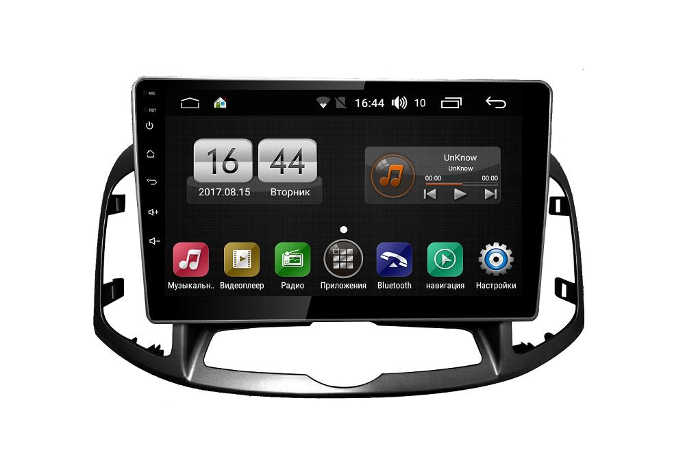 Штатная магнитола FarCar s185 для Chevrolet Captiva на Android (LY109R) (+ Камера заднего вида в подарок!)